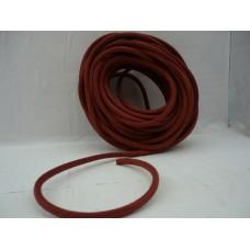 Corda cuoio con gancio pezzo standard o su misura