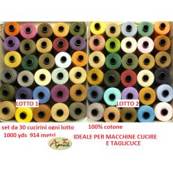 Offertissima cucirino mt 914 set da 30 pezzi