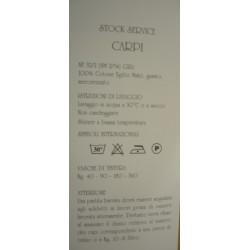 rocca cotone carpi lucido titolo 2/32 sottile per maglieria