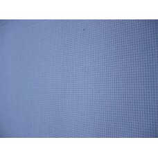 tela aida azzurra