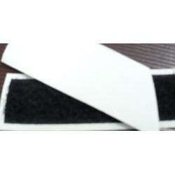 velcro strap femmina adesivo bianco e nero