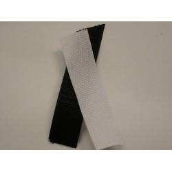 velcro strap maschio bianco e nero da cucire
